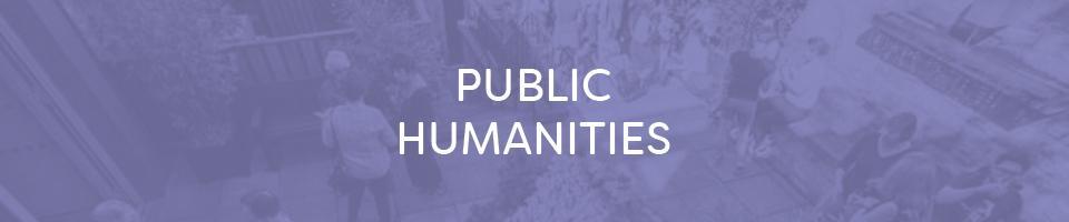 Public humanities