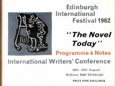 Edinburgh Writers Conference 1962