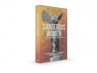 "Book cover - ""Dangerous Women"""