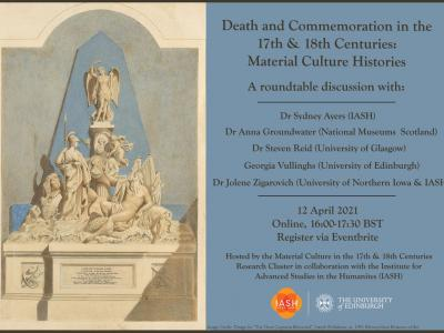 Death and Commemoration in the 17th & 18th Centuries