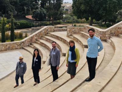 IASH Fellows in Athens