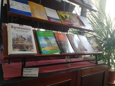 Fellows Bookshelf