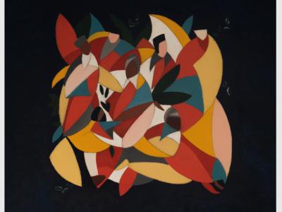 Shatha Altowai: Harmonic Coexistence, 2019