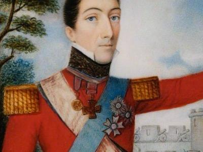 Anglo/Indian School; Sir Stapleton Cotton, Lord Combermere, Commander-in-Chief, India (1825-1830)