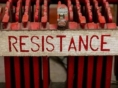 """""""Resistance"""" at the IASH"""